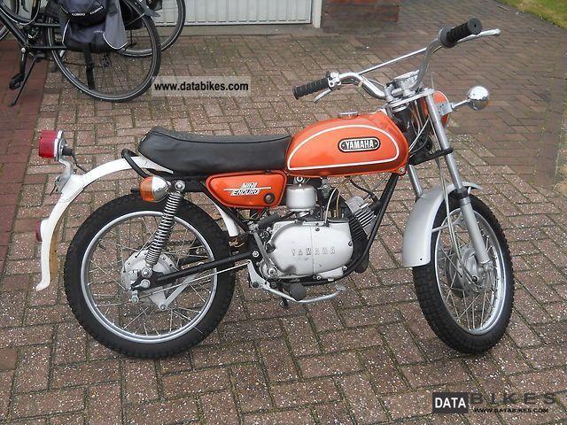 1969 yamaha ft1 mini enduro motorcycle motor assisted. Black Bedroom Furniture Sets. Home Design Ideas