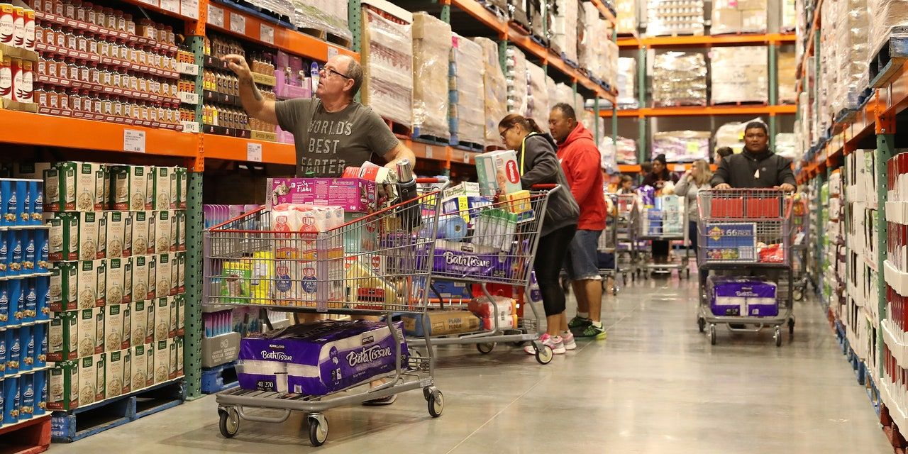 14 nonperishables from costco for tons of delicious meals