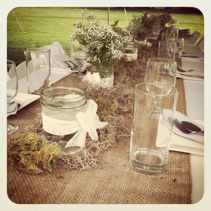 Rustic bridal shower decoration ideas google search