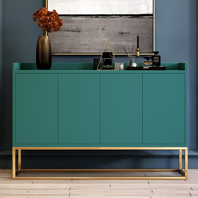 Modern 48 In 2020 Dining Room Console Table Kitchen Sideboard Sideboards Living Room