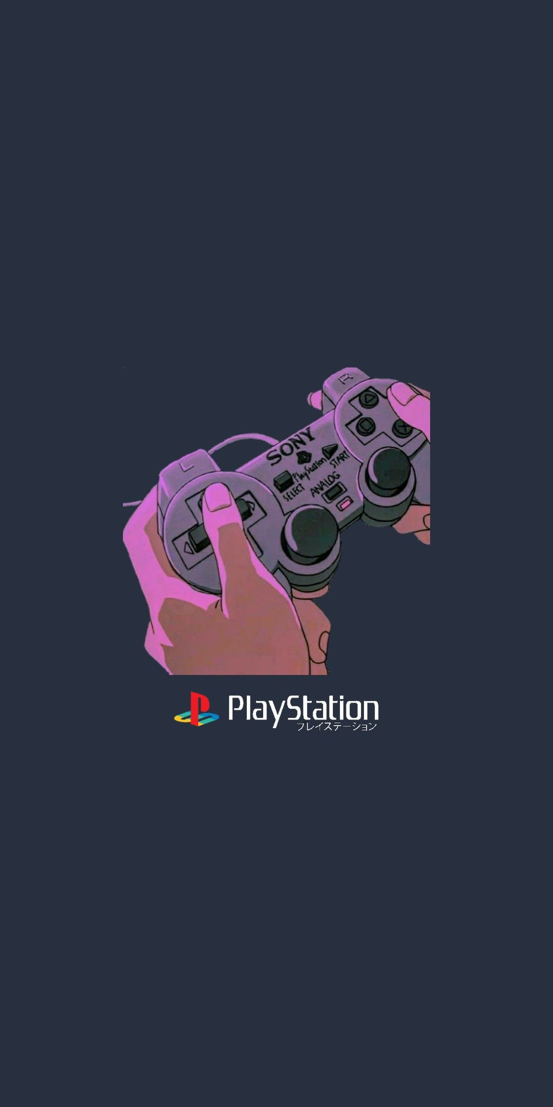 Free download PlayStation aesthetic wallpaper