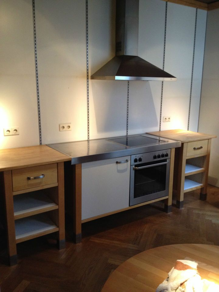 Ebay Küche Värde Ikea Ikea VÄrde KÜche | Tooting | Wooden Kitchen, Kitchen
