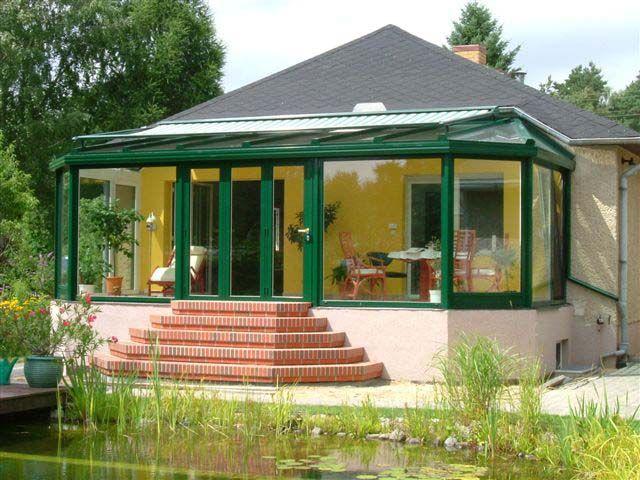 Wintergarten als Bausatz direkt vom Hersteller