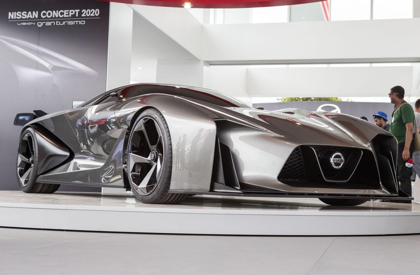 Nissan Concept 2020 Vision Gran Turismo Nuevo Gtr Vehiculos Autos Modelos
