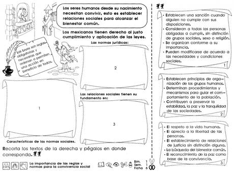 La Importancia De Las Reglas Y Normas Para La Convivencia Social 5to Paperblog Convivencia Social Reglas Para La Convivencia Emociones Preescolares