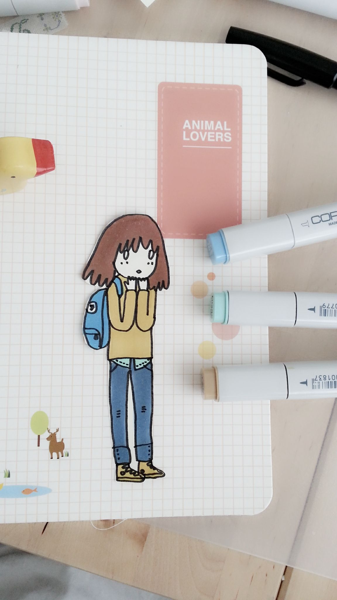 Copic Marker Copic Marker Drawings Markers Drawing Ideas Copic