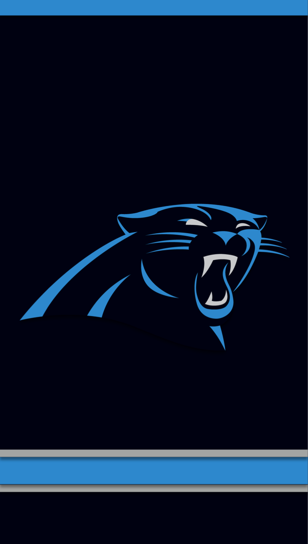 Pin By Collin Scherber On Nfl Phone Wallpapers Based Off Of Team Jerseys Carolina Panthers Football Carolina Panthers Wallpaper Nfl Carolina Panthers