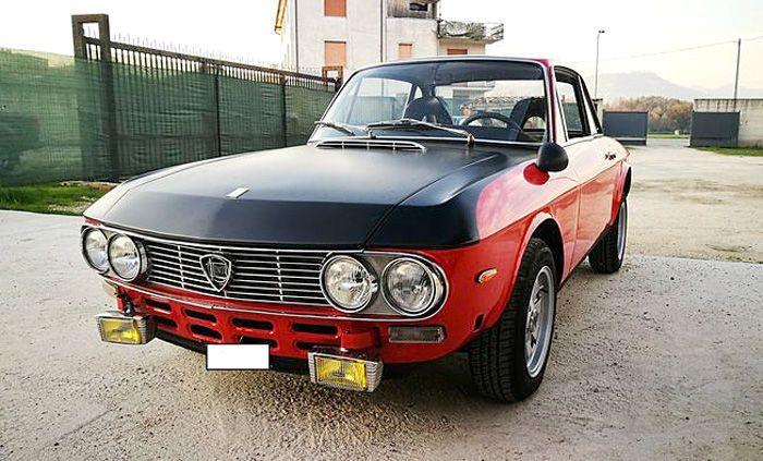 Lancia - Fulvia Montecarlo - 1972