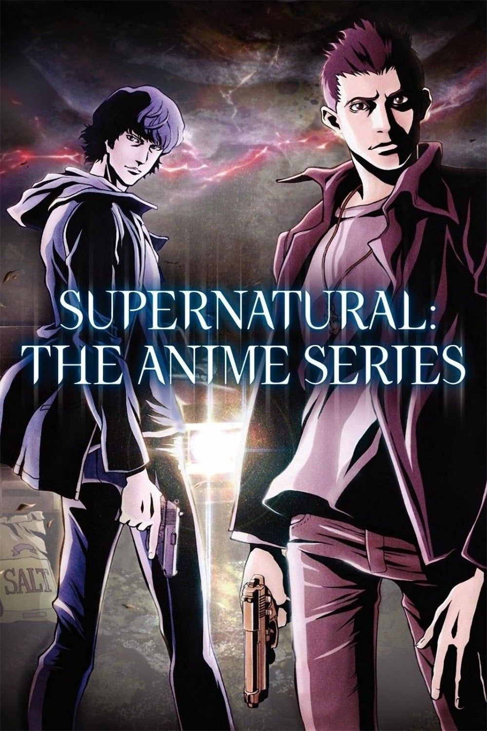 Supernatural The Anime Series in 2020 Anime