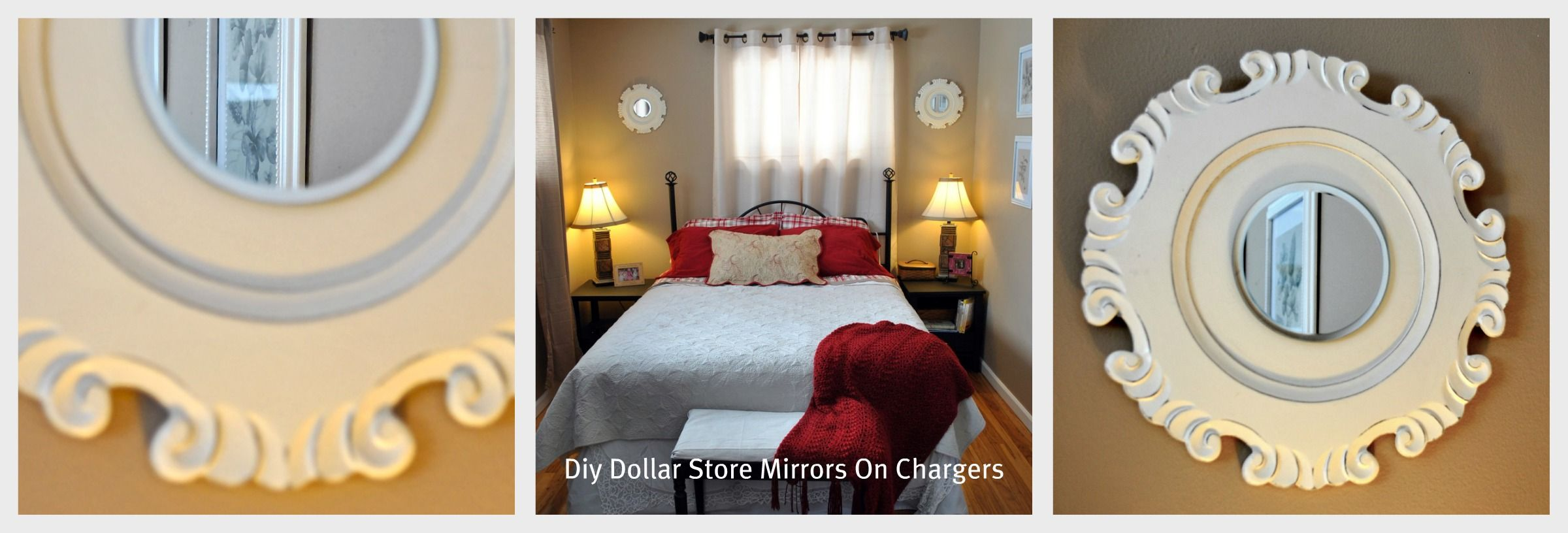 Diy Mirror Frame Ideas Bedrooms Dollar Stores