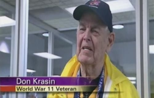 Remembering the forgotten war. | 25 TV News Chyrons That Ran Out Of Fucks To Give