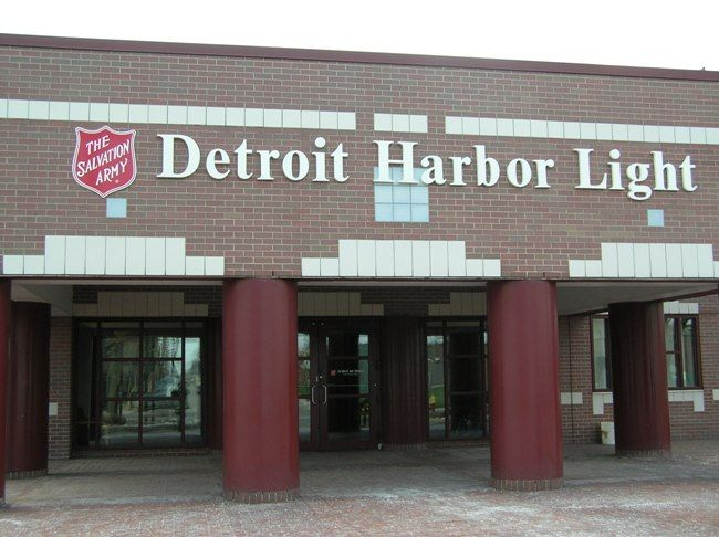 The Goal Of The Salvation Army Harbor Light System For Our Clients Is The  Eradication Of