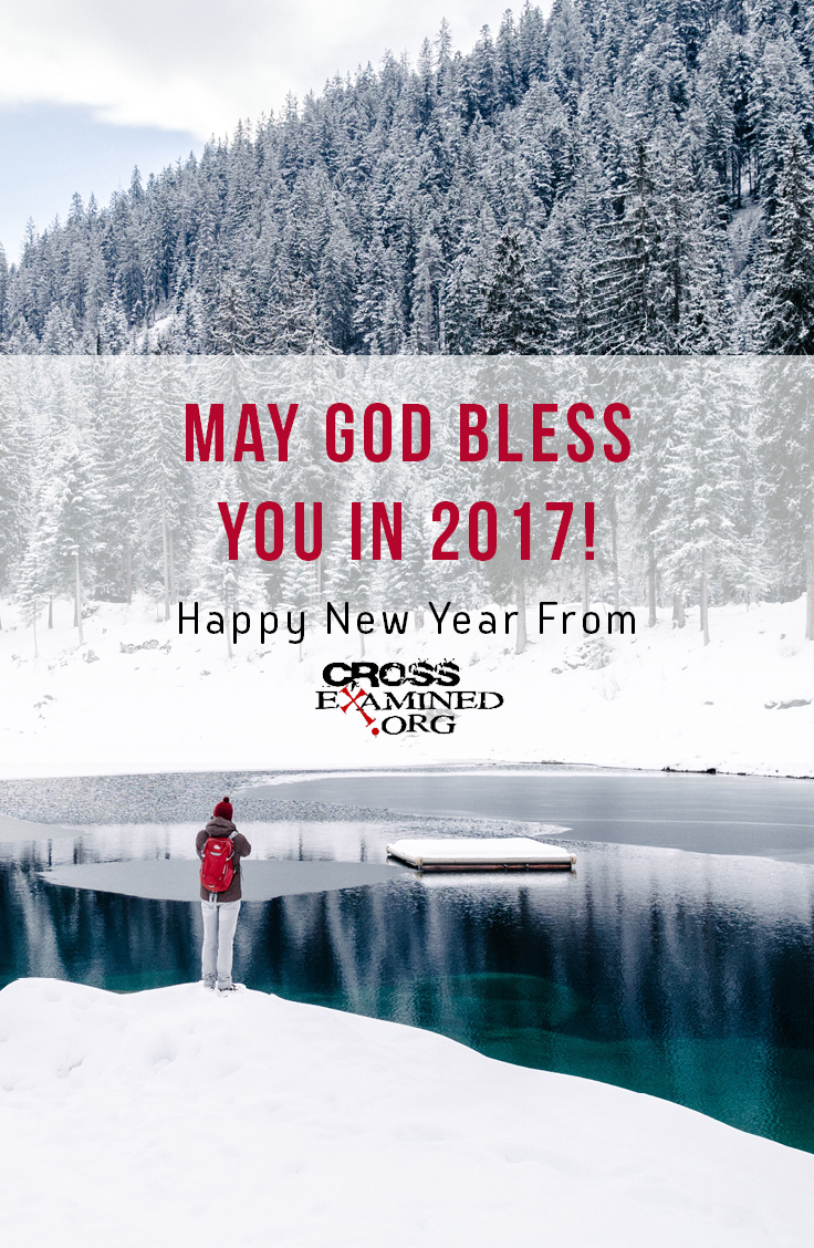 Happy New Year! How will you make 2017 a year of spiritual growth in ...