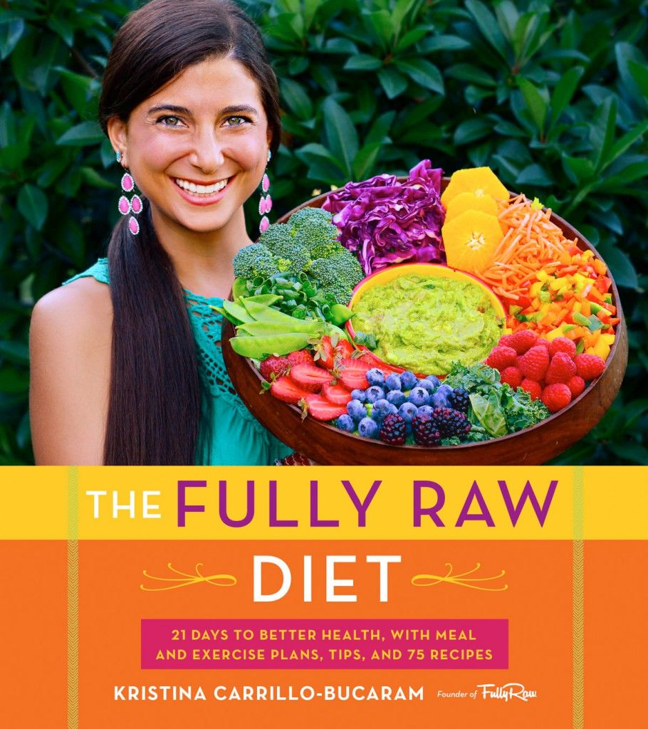 The fully raw diet by kristina carillo bucaram coming out in food forumfinder Gallery