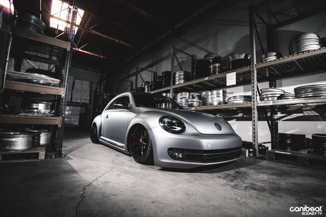 A VW Beetle done right!