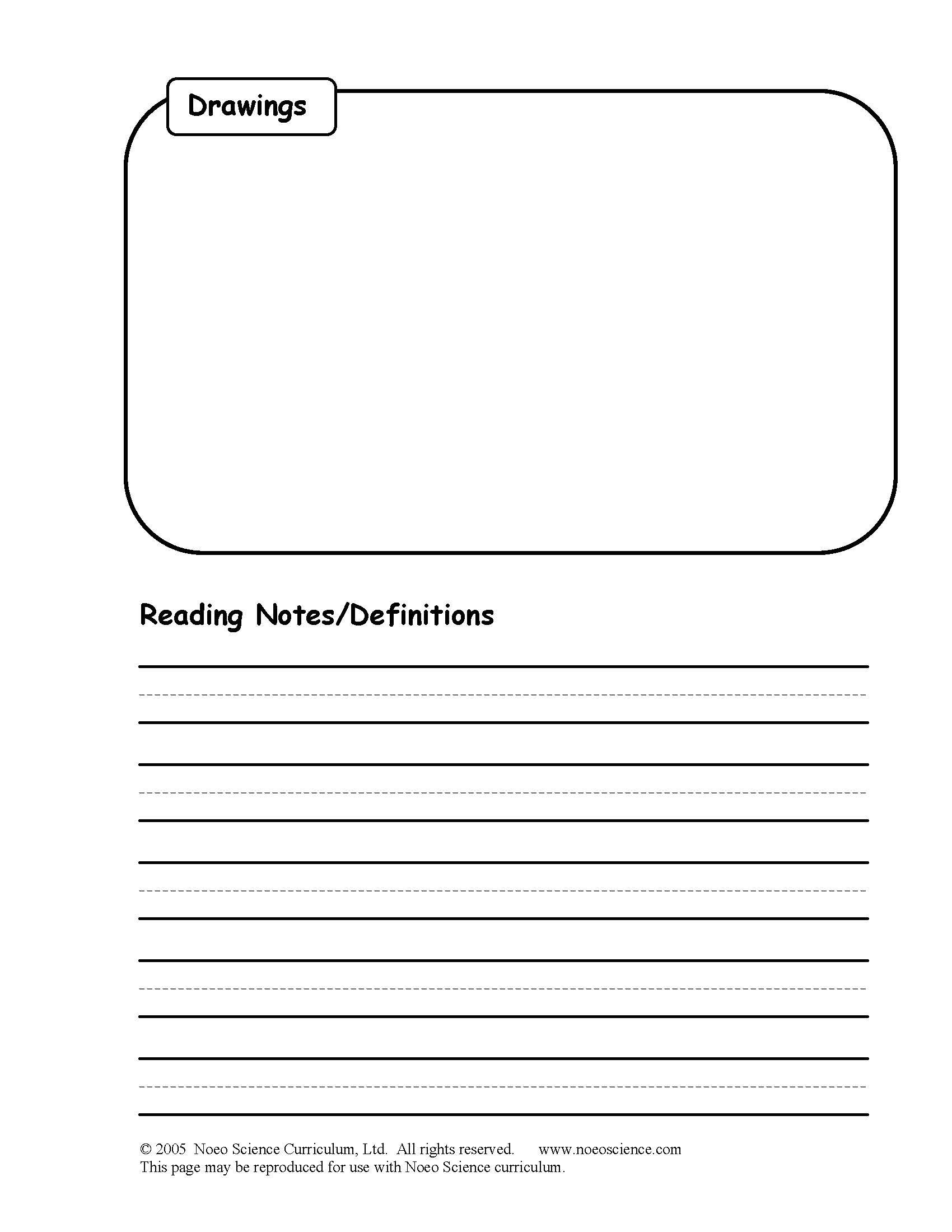 Notebooking Pages Experiment Pages Etc For Free With