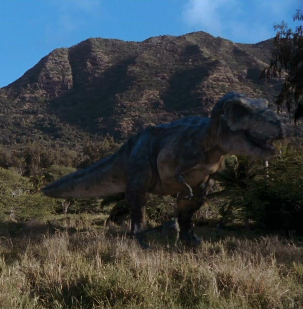 The Lost World Jurassic Park T-rex hembra y bebe t-rex ... T Rex The Lost World Jurassic Park