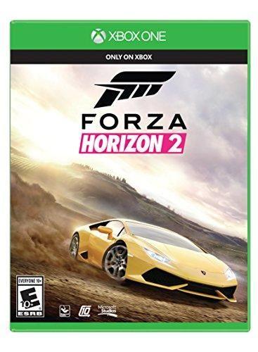 Forza Horizon 2 For Xbox One Jogos Xbox One Xbox 360 Xbox
