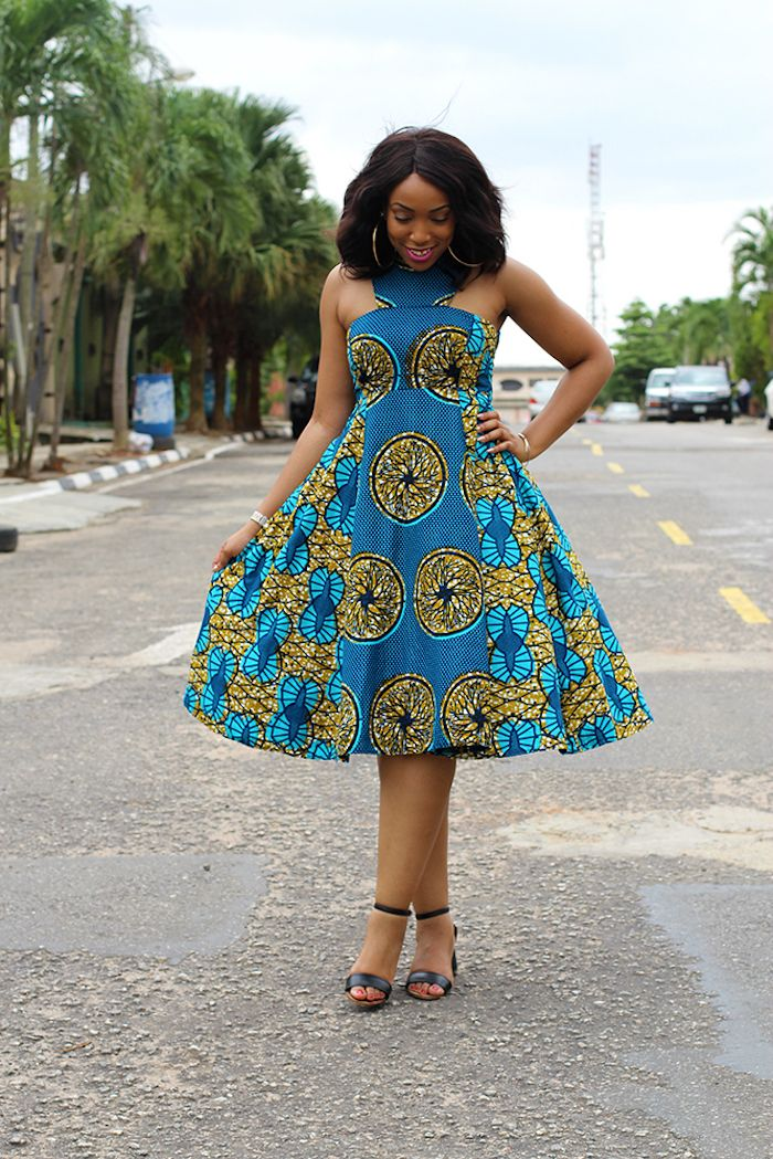 1001 photos de la robe africaine chic et comment la porter mode femme pinterest african. Black Bedroom Furniture Sets. Home Design Ideas