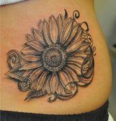 Photo of 45 Inspirational Sunflower Tattoos – # Inspirational # Sunflower Tattoos, #inspire …