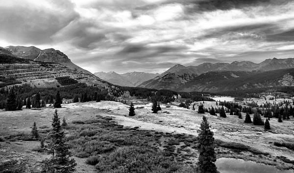 Colorado in Black and White by Dan Sproul