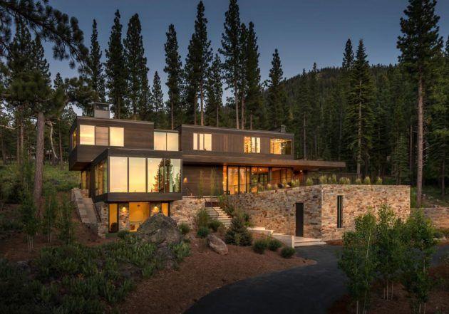 Martis Camp 506 von Blaze Makoid Architecture in
