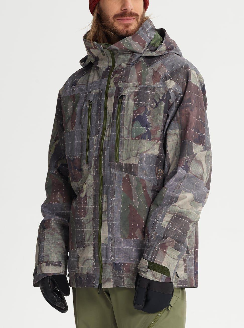 95779b7cb Men s Burton  ak ® 2L GORE-TEX Swash Jacket shown in Salt Still ...