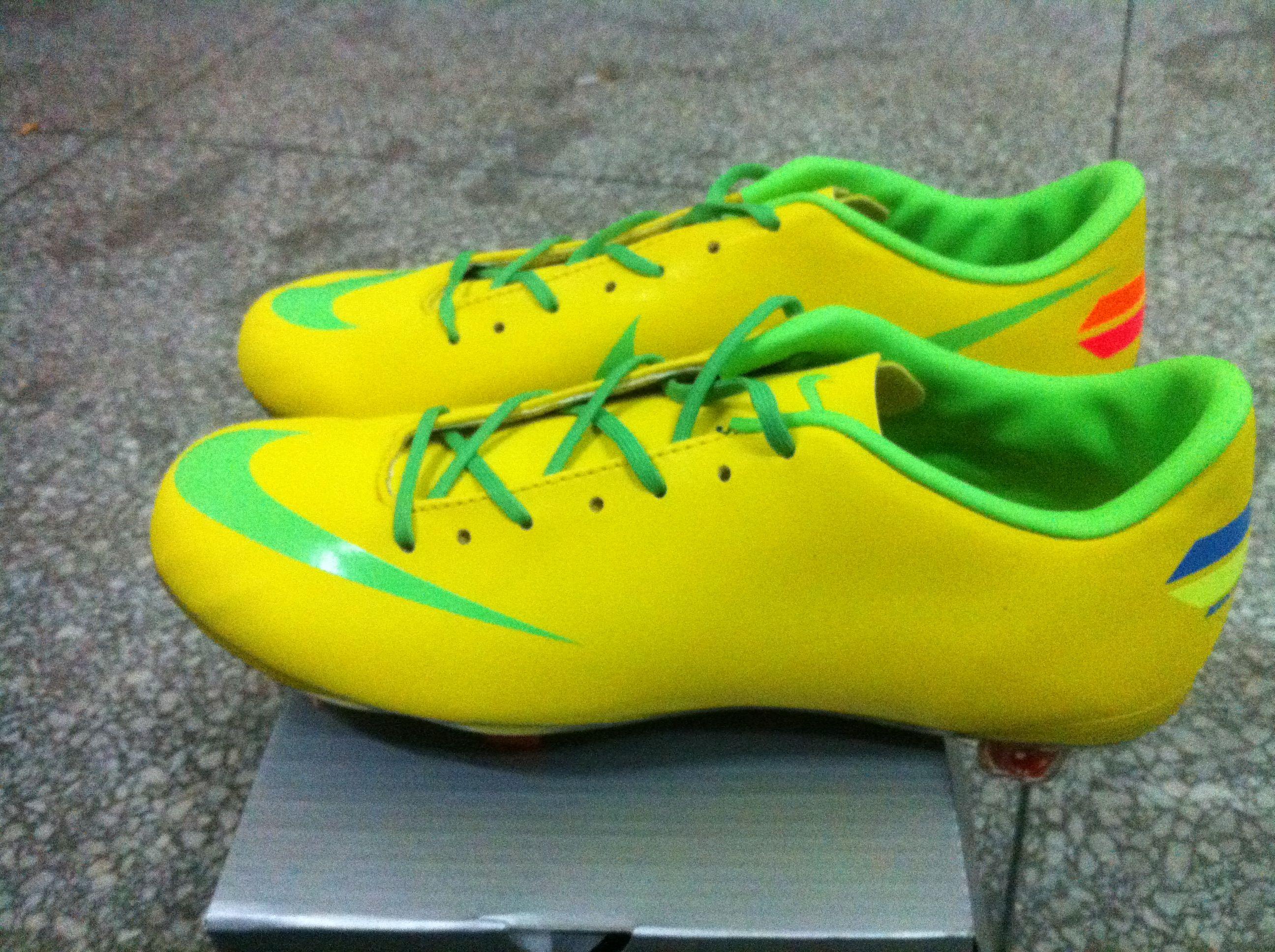 neon green baseball cleats adidas football boots sale