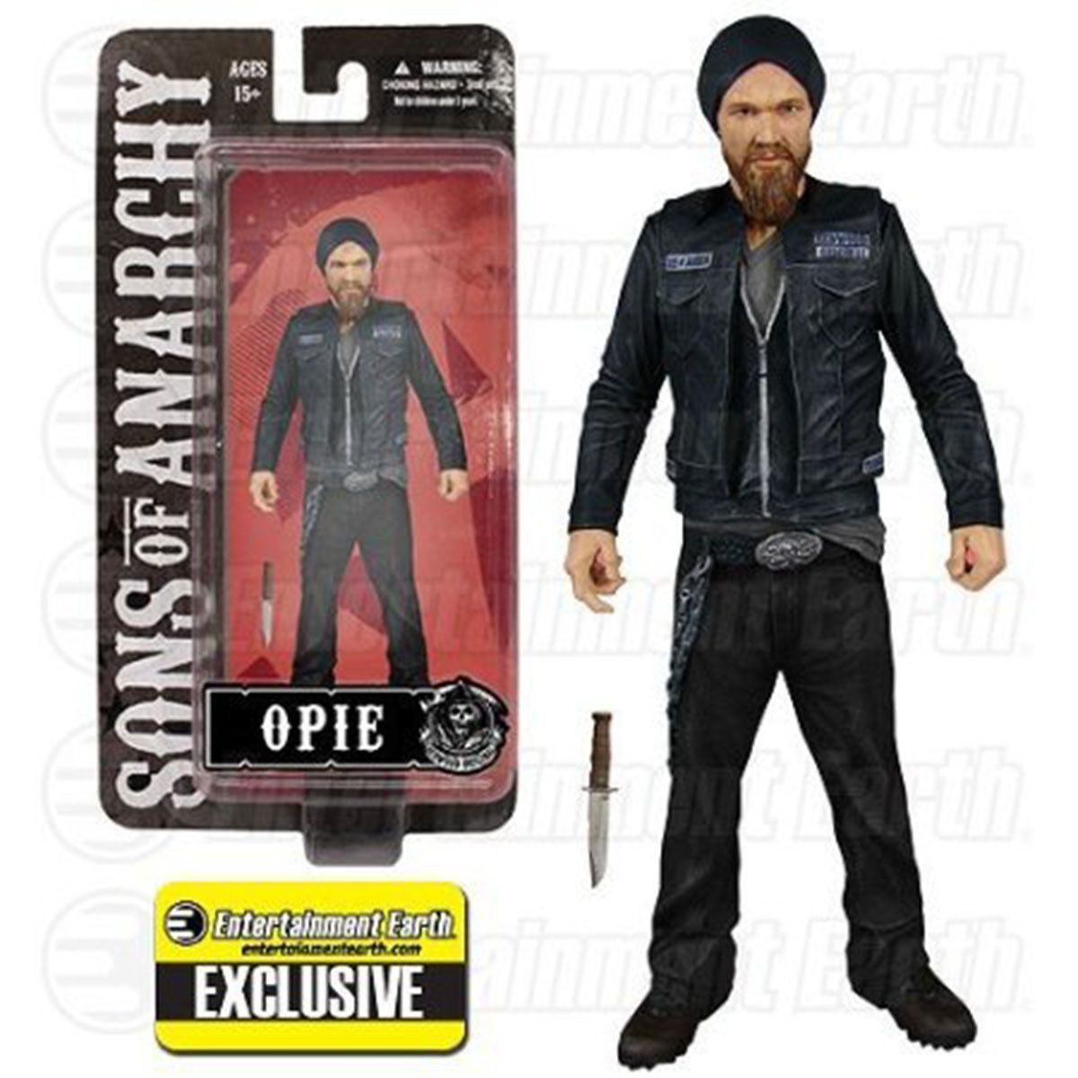 Sons of Anarchy Exclusive Opie Winston Action Figure