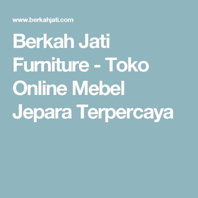 Belanja furniture jati online dating