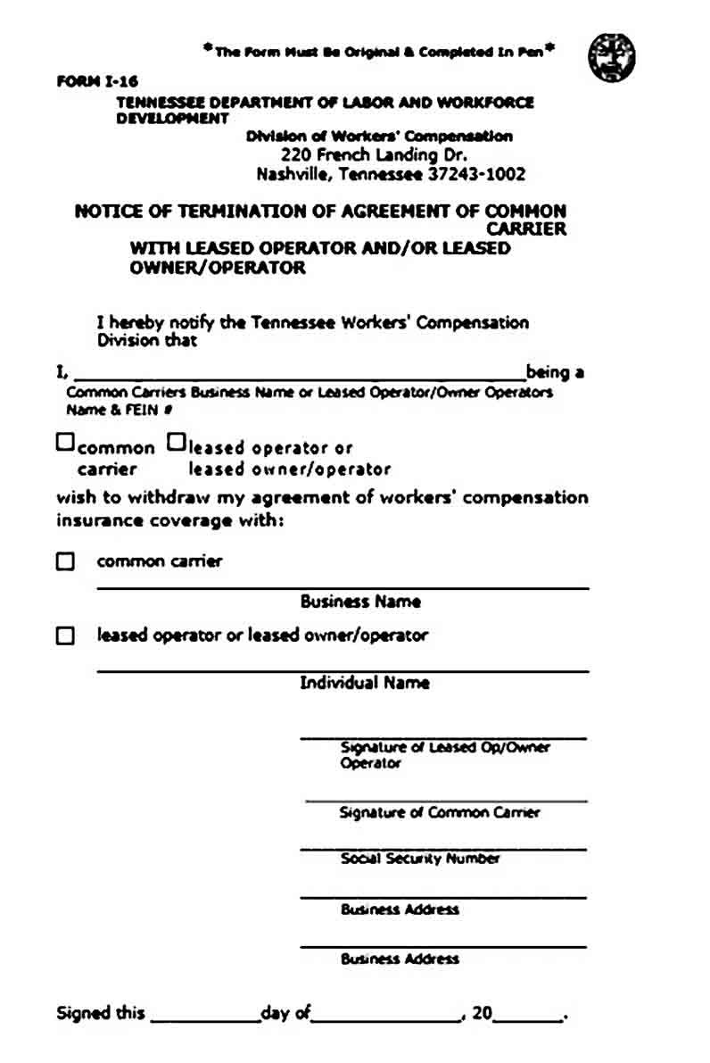 Owner Operator Lease Agreement Template For Pdf And Doc Lease Agreement Agreement Business Template Owner operator lease agreement template