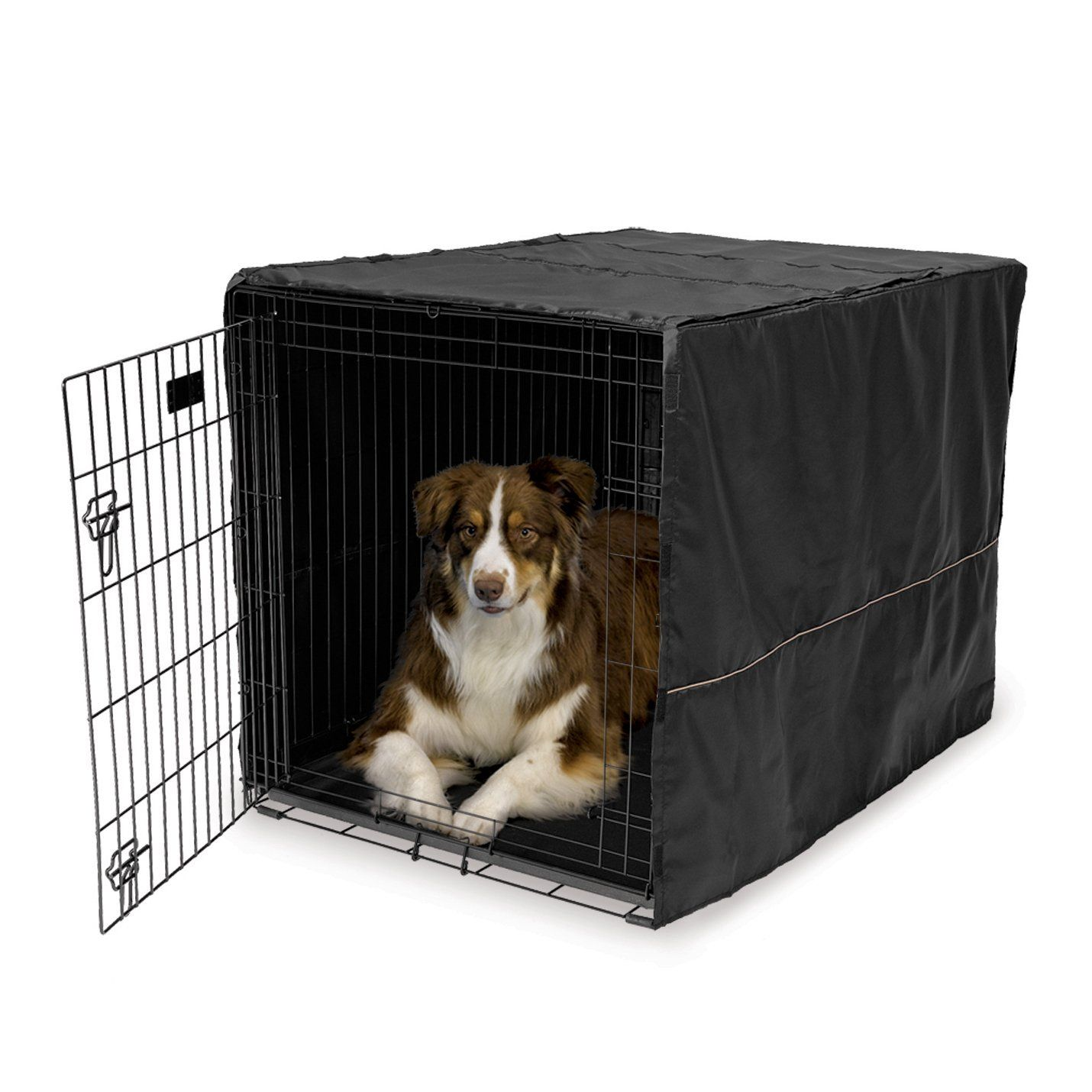 Midwest Polyester Crate Cover For Wire Crates Awesome Product