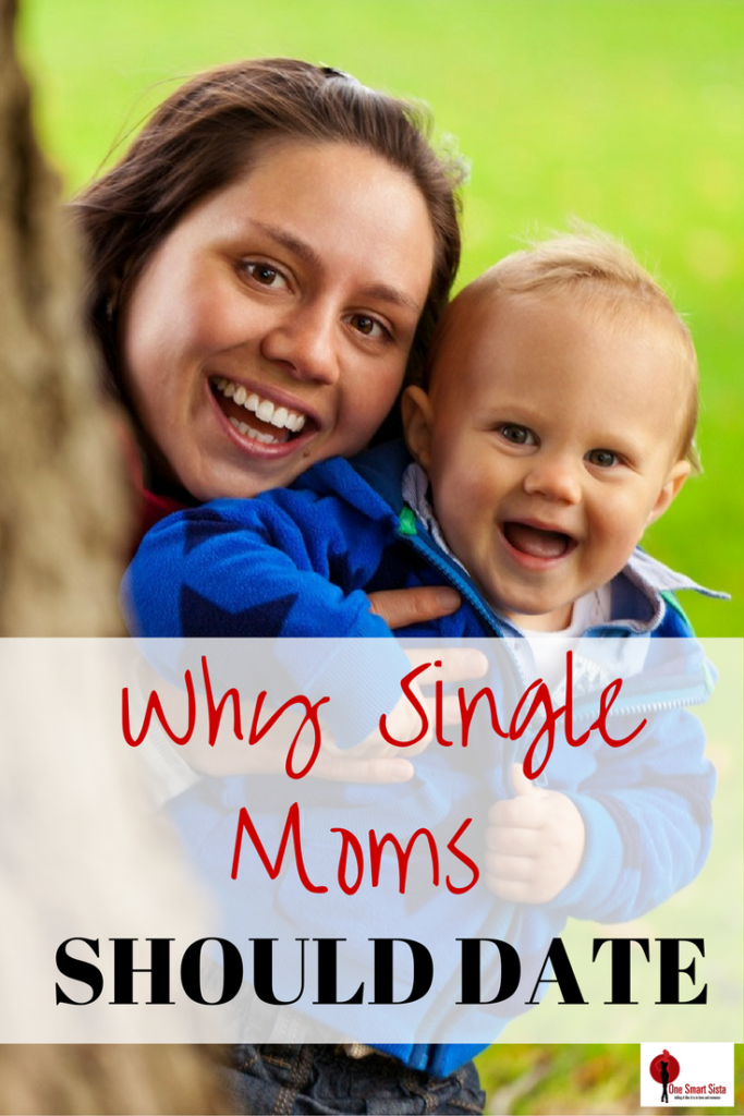 dating while being a single mom