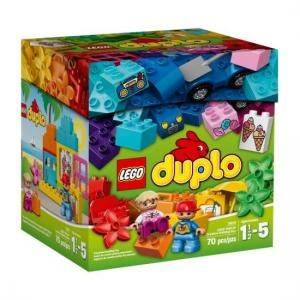 Lego Duplo 10618 Zestaw Kreatywnego Budowniczego Dla Kubusia