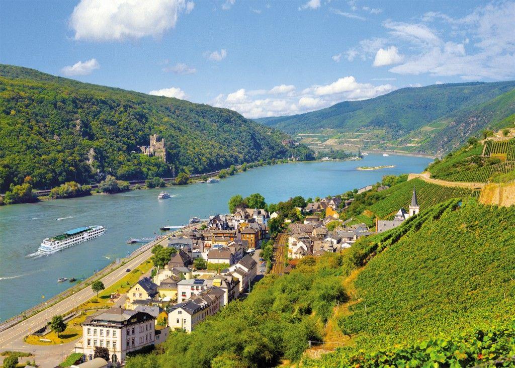 Strasbourg - og elvecruise på Rhinen