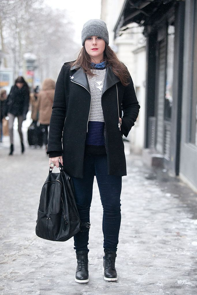 Winter Style Reboot 224 Street Snaps To Inspire You Now