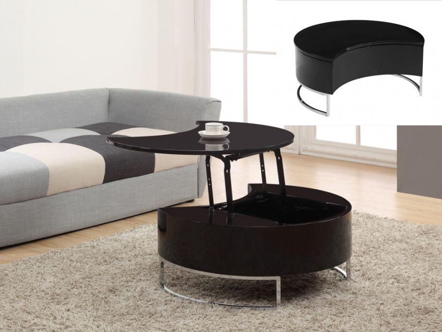 Couchtisch Hochglanz Alanis Schwarz Günstig Online Kaufen Möbel