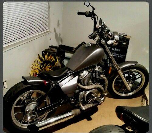Honda shadow VT500 bobber | bobber motorcycles | Bobber