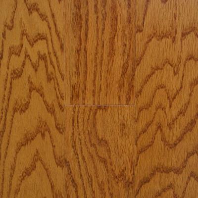Millstead Oak Spice 34 In Thick X 4 In Width X Random Length