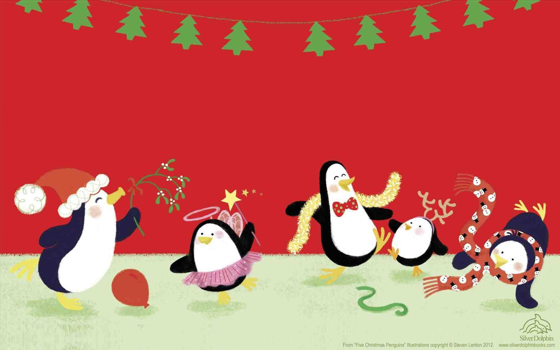 Penguin Parrent And Baby Wallpaper Hd Quality Wallpapers Iphone For Desktop