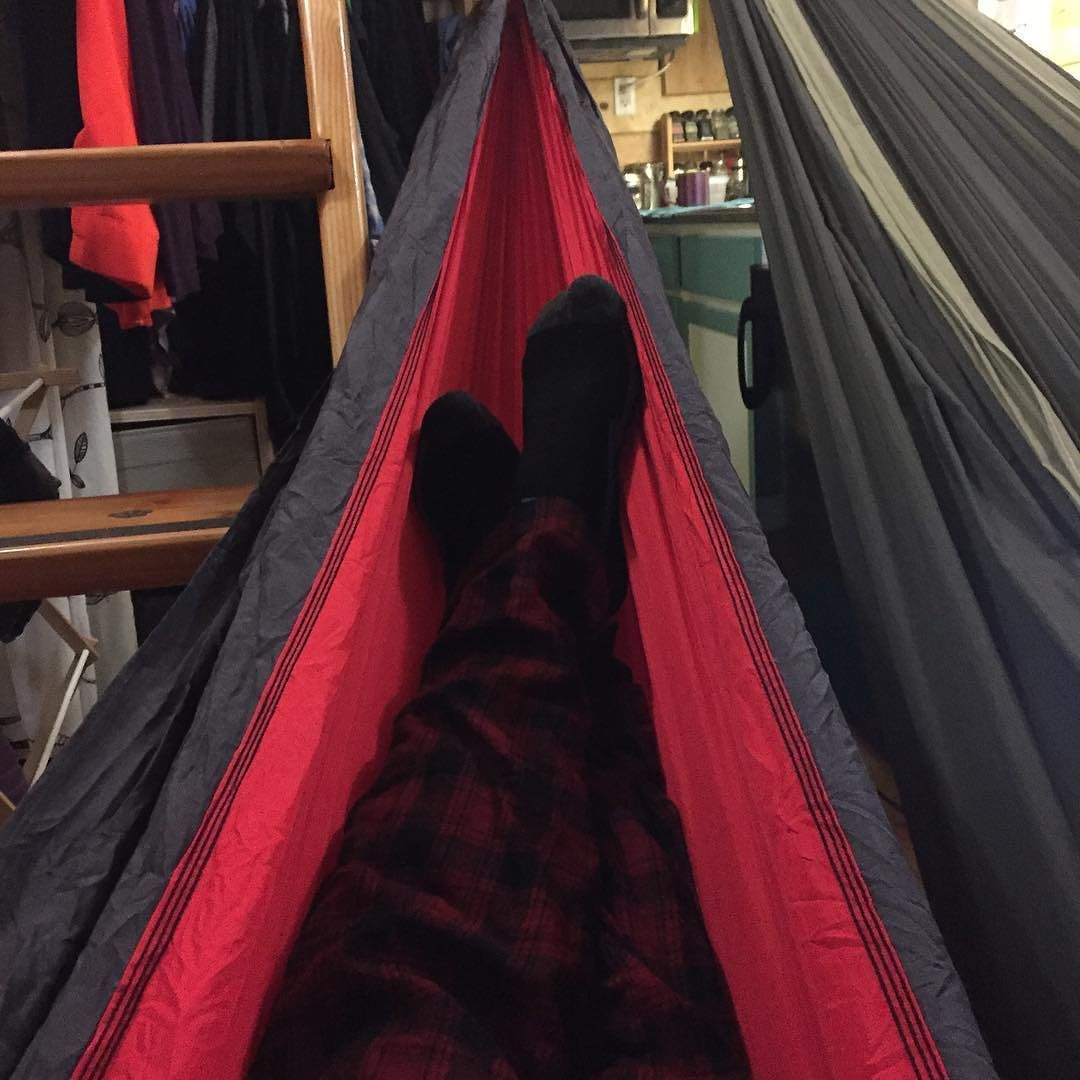 New hammock day hammocksofinstagram tinyhouse