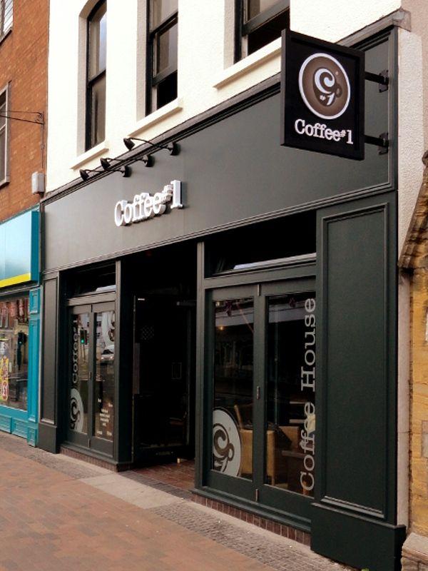 coffee shop outdoor - Google Search & coffee shop outdoor - Google Search | CX Front Doors \u0026 Windows ...