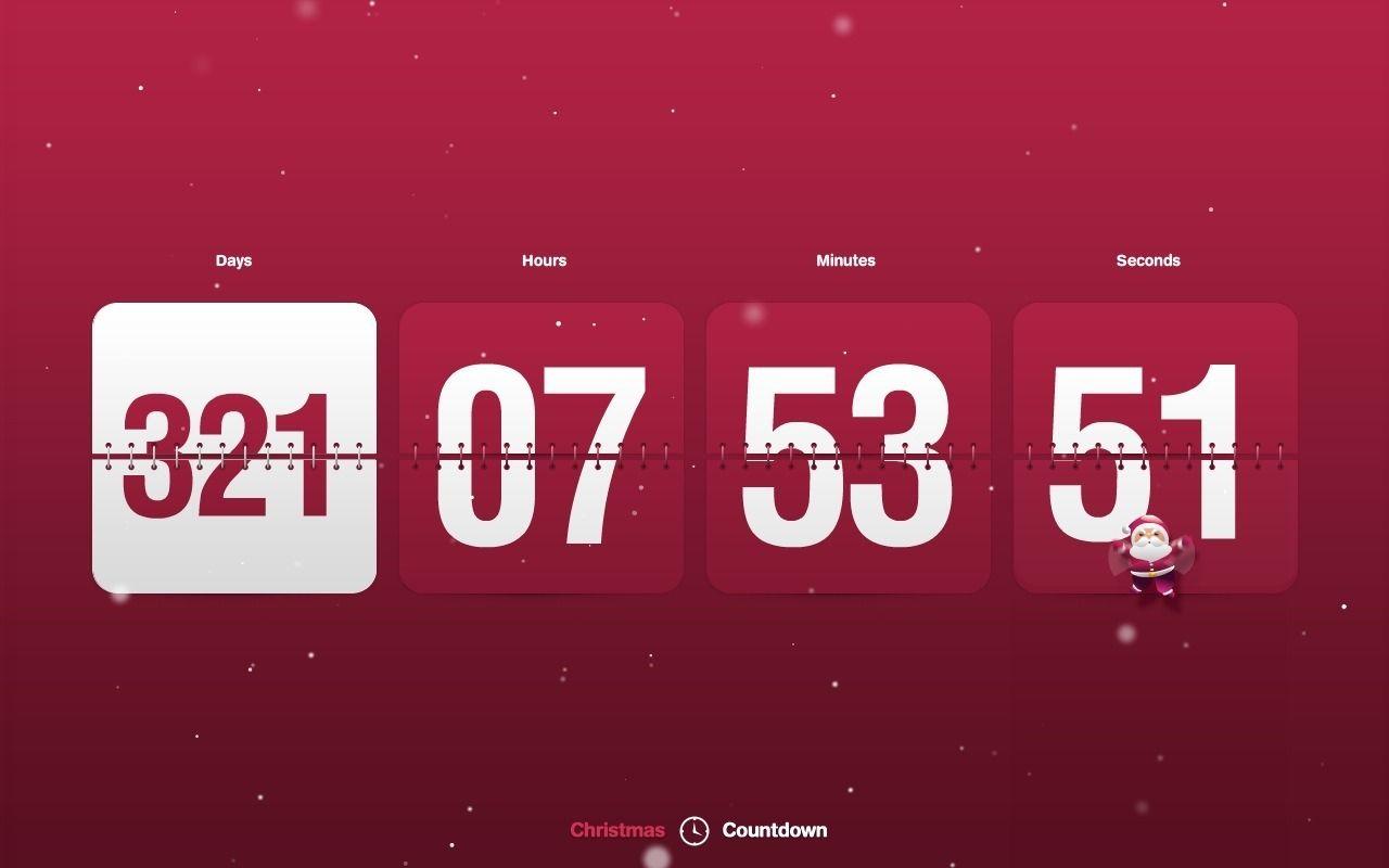 Countdown Clock Wallpaper - WallpaperSafari