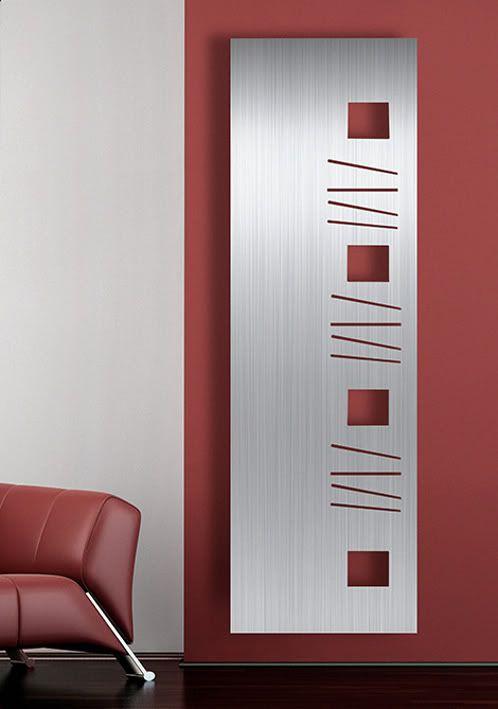 La firma británica Aestus tiene un radiador vertical nuevo en su