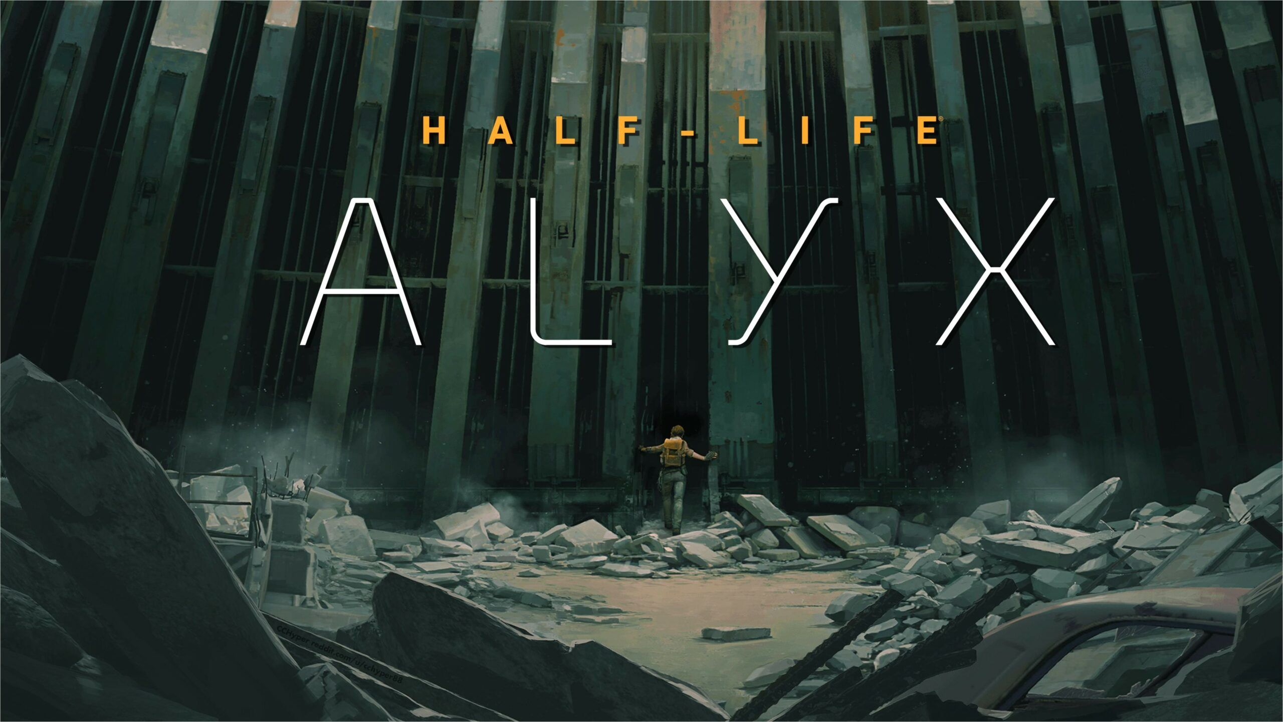 Half Life Wallpaper 4k in 2020 Virtual reality games