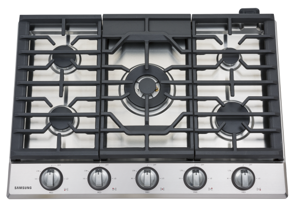 Samsung Na30n6555ts Cooktopcooktop Consumer Reports Gas Cooktop Stainless Steel Cooktop Cooktop