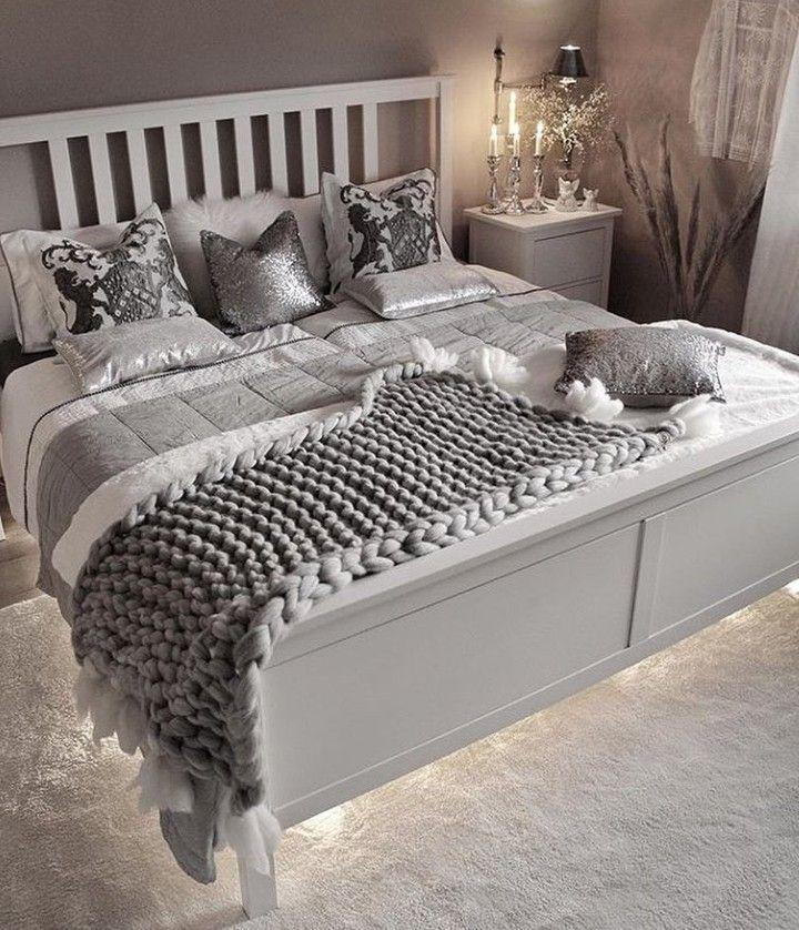 My room goals | Bedroom decor, Home, Bedroom inspirations