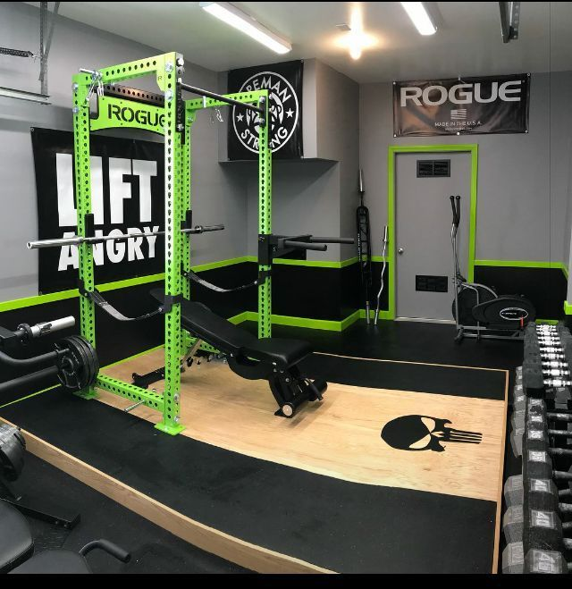 Home Gym Design Ideas Basement: Designing A Home Gym In Your Basement