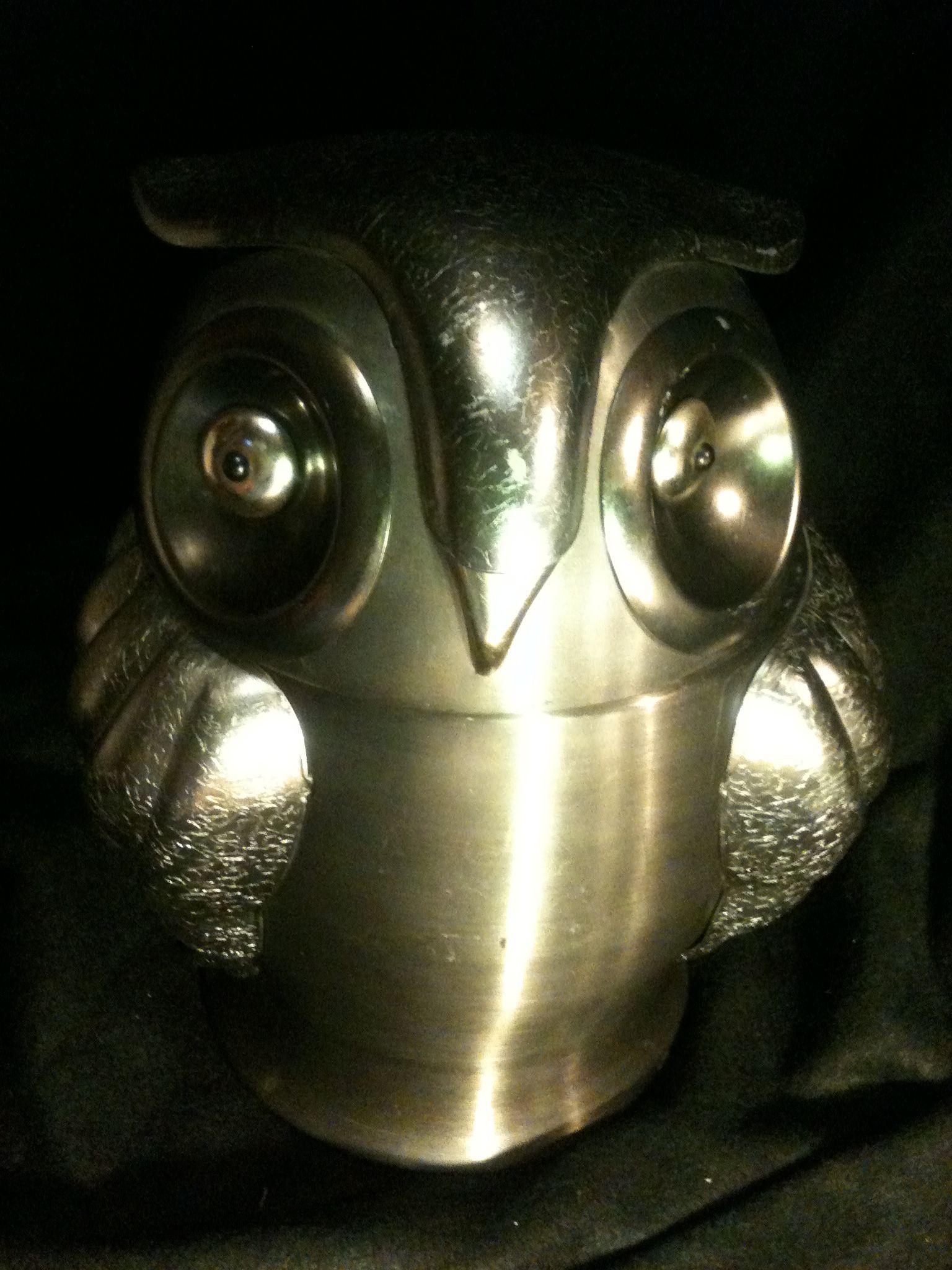 Owl Ice Bucket