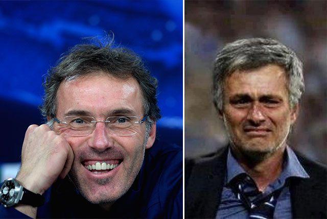Chelsea - PSG : l'échec de Mourinho Le PSG à sorti Chelsea après un match épique hier (11 mars 2014). Voici les meilleurs Tweet
